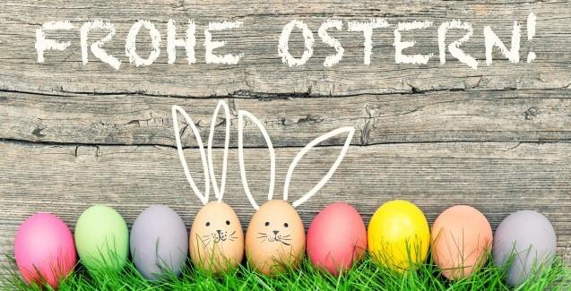 Praxisurlaub zu Ostern